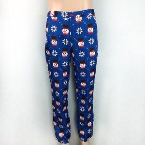 Men's Suitmeister Ugly Christmas Snowman Suit Pant